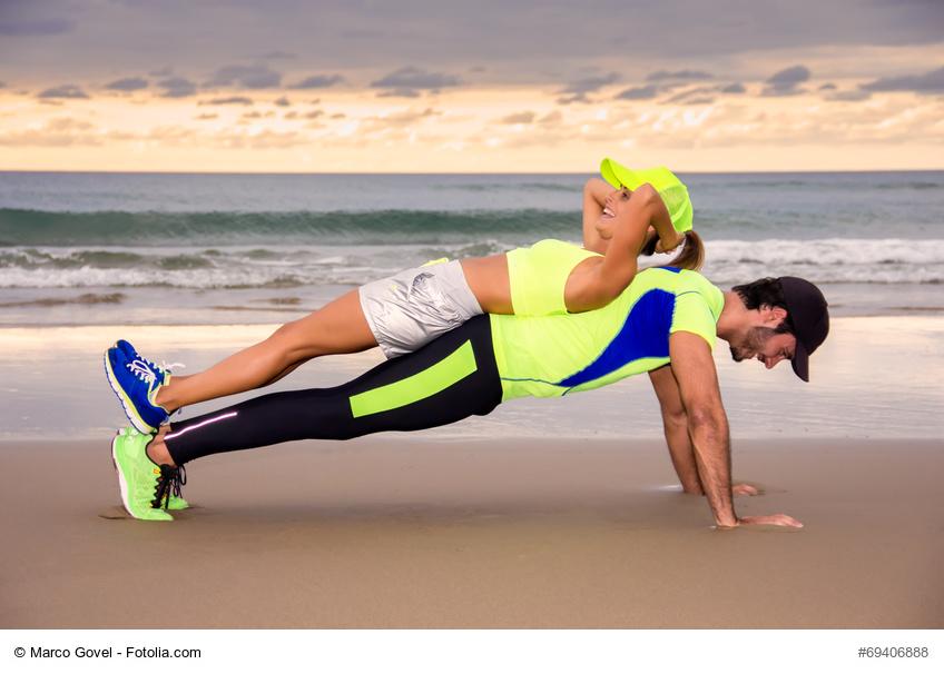 Fitness-Test fürs Leben