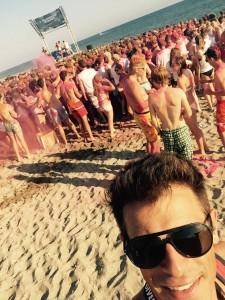 Matura feiern Summer Splash Türkei