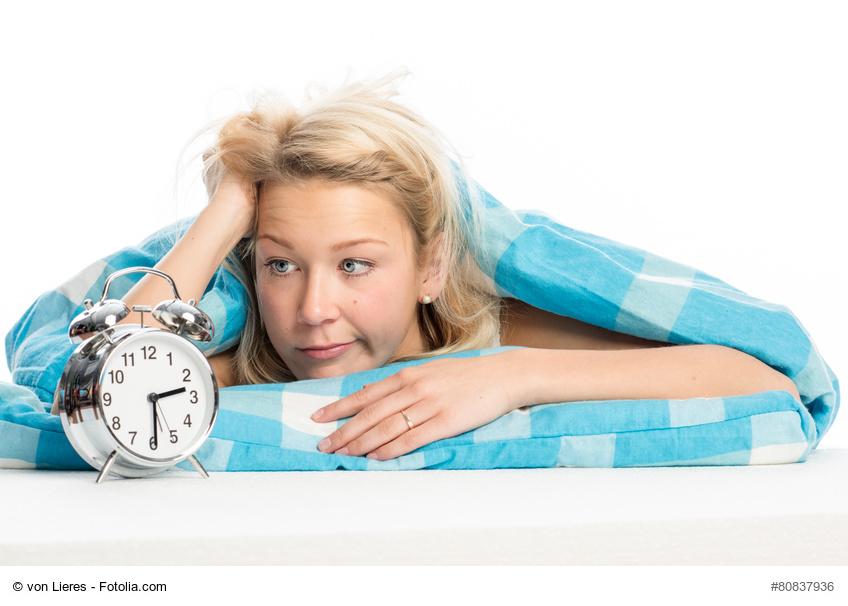 Einschlafen, Schlaf, Schlafprobleme