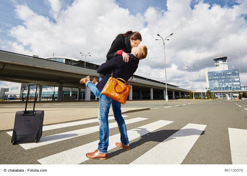 Fernbeziehung, Liebe, Distanz, Partnerschaft, Entfernung, Glück