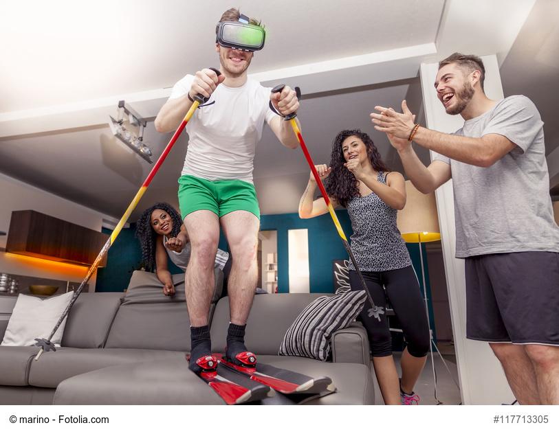Virtual Reality, Sport, Fernseher, Fitnessstudio, Wii, Pokemon, Wirklichkeit, Bewegung, Sport, Belohnung