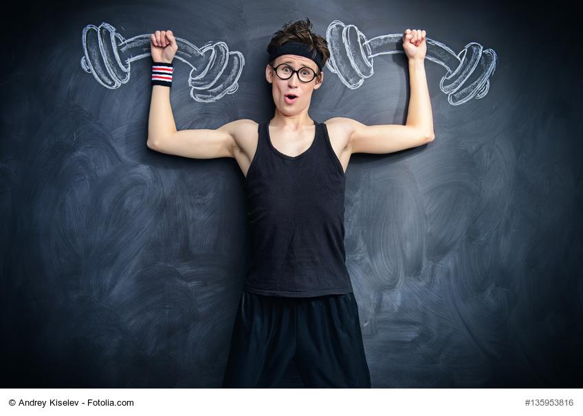 sexy, Muskeln, Toni Klein, Fitness, Männer, Frauen, Aussehen, Sixpack, Falten